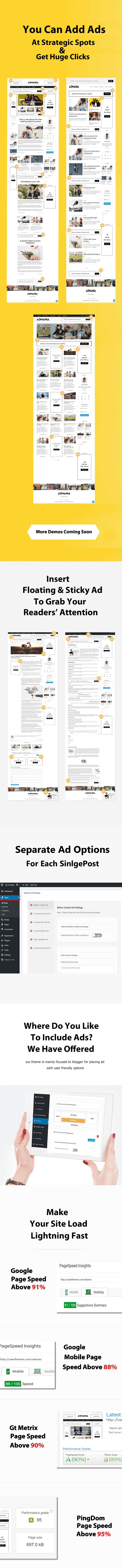 Admania - Best AD Optimized WordPress Theme For Adsense & Affiliate Enthusiasts (Blog / Magazine) Admania – Best AD Optimized WordPress Theme For Adsense & Affiliate Enthusiasts (Blog / Magazine) featuredlistallopts