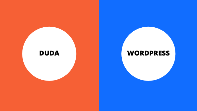 Duda Vs WordPress – Which Website Builder Should You Get?