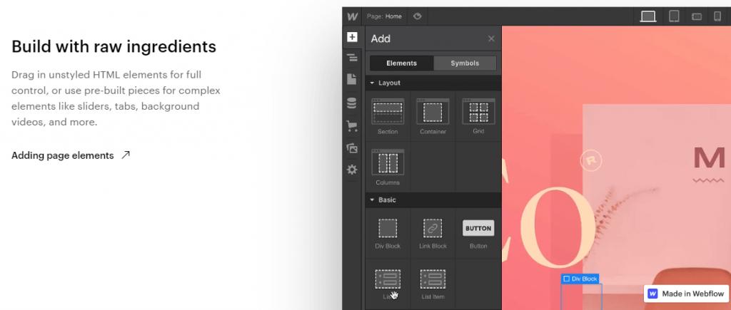 webflow-design-features