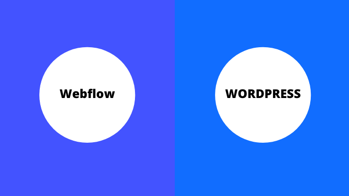 Webflow vs WordPress – Which is the better platform To Build Websites?