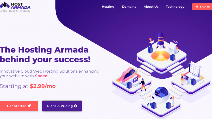 HostArmada Review – Best New Managed Hosting For WordPress