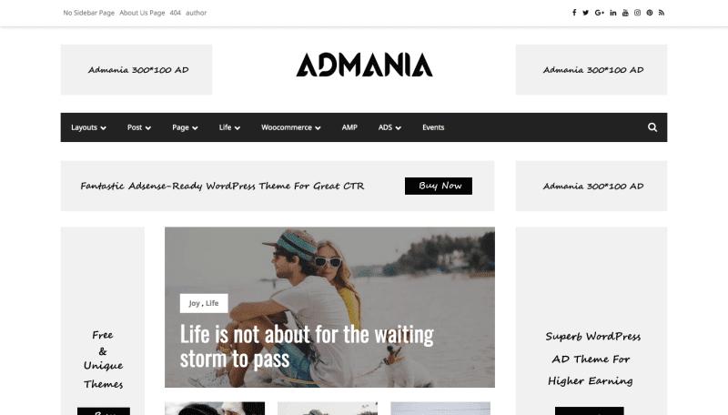 admania-adsense-wordpress-theme