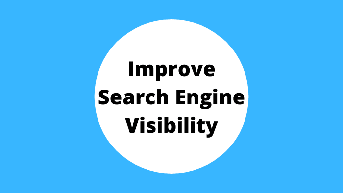 How To Improve Search Engine Visibility Of A WordPress Site?